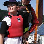 sailing for the visually impaired